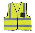 h63-reflective-vest-zip-&amp-pocket-id-lime-