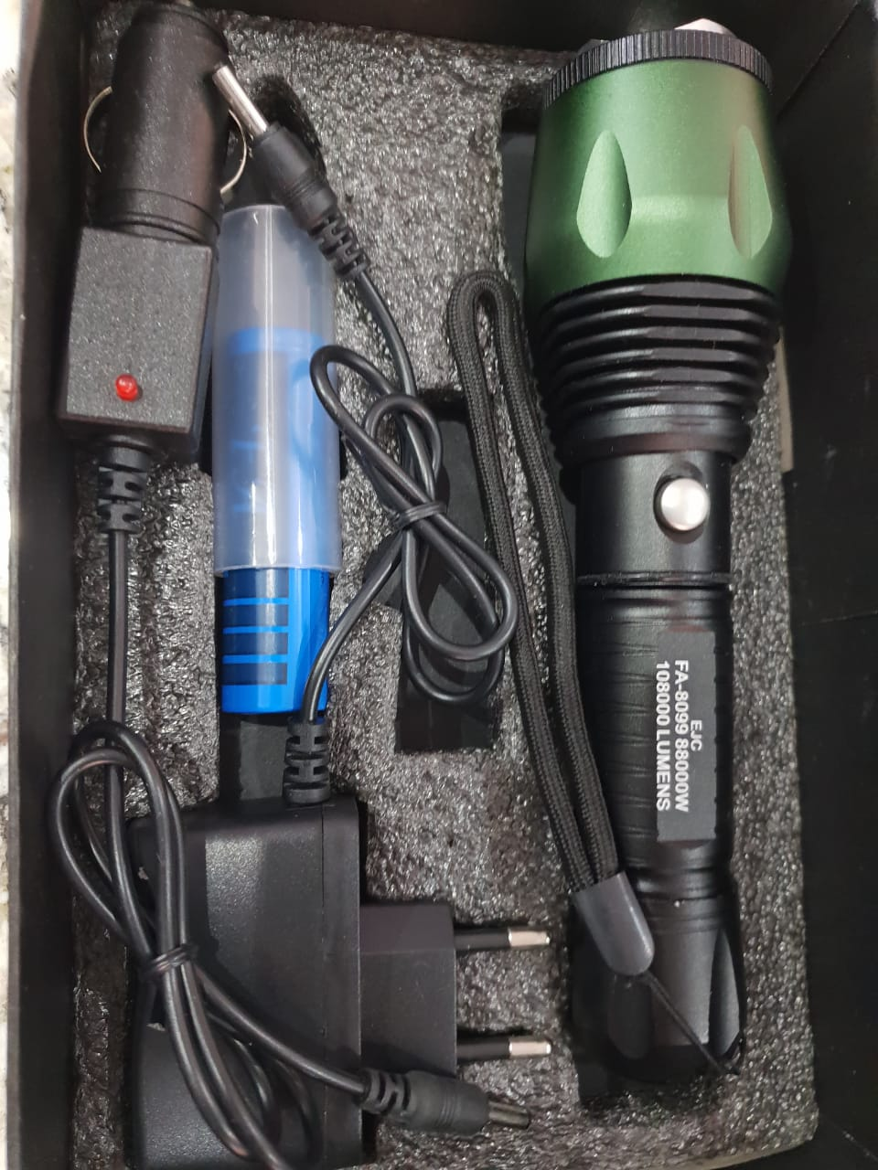 rechargeable-led-flashlight-digital-dimming-circuit